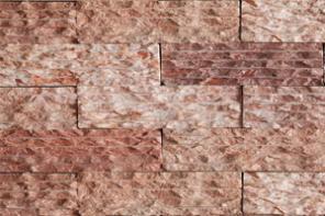 Đá Chẻ Hồng Đậm (Đỏ) 5x20