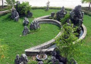 Hòn Non Bộ Sân Vườn 02