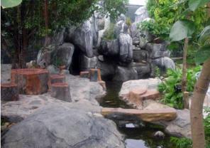 Hòn Non Bộ Sân Vườn 03