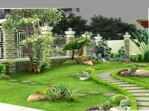 Sân Vườn Đẹp 11