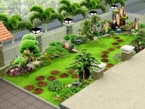 Sân Vườn Đẹp 17