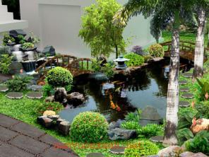 Sân Vườn Đẹp 21