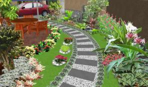 Sân Vườn Đẹp 26