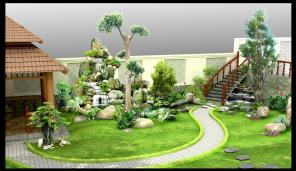 Sân Vườn Đẹp 34