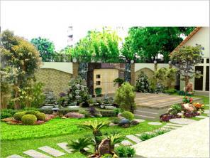 Sân Vườn Đẹp 35
