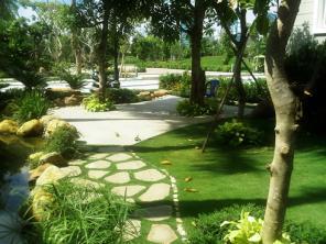 Sân Vườn Đẹp 36