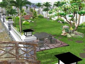 Sân Vườn Đẹp 39