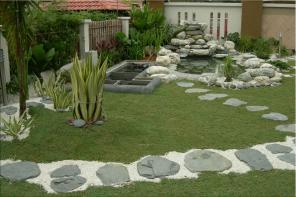 Sân Vườn Đẹp 5