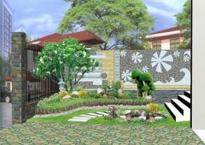 Sân Vườn Đẹp 6