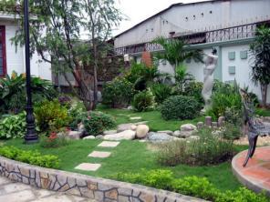 Sân Vườn Đẹp 8