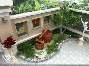 Sân Vườn Đẹp 9